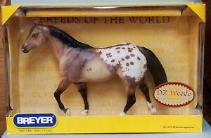 Breyer-1315-DZ-Weedo-Appaloosa-Stock-Horse-Stallion-NIB