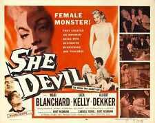 She Devil Cartel 02 A4 10x8 impresión fotográfica