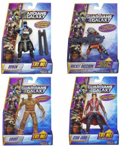 4 nouveaux figurines Rapid Guard de The Galaxy