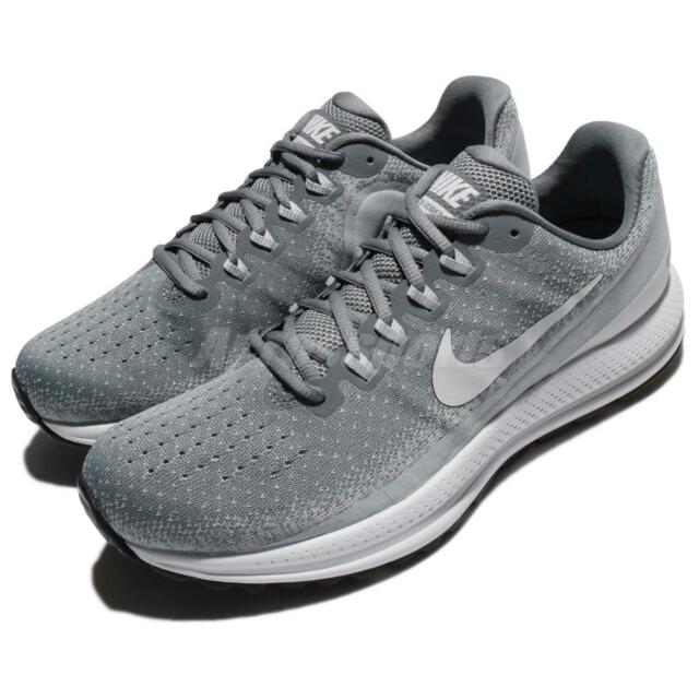 sale retailer f1acc 3e318 Nike Air Zoom Vomero 13 XIII Cool Grey Men Running Shoes Sneakers 922908-003