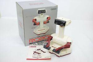 FAMICOM-ROBOT-Boxed-HVC-012-Ref-0712-Family-Computer-FC-Nintendo