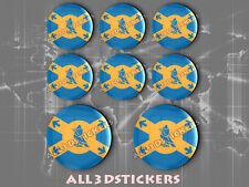 3D Emblem Sticker Resin Domed Flag Saskatchewan Adhesive Decal Vinyl