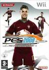Wii Game Nintendo. Pro Evolution Soccer PES 2008