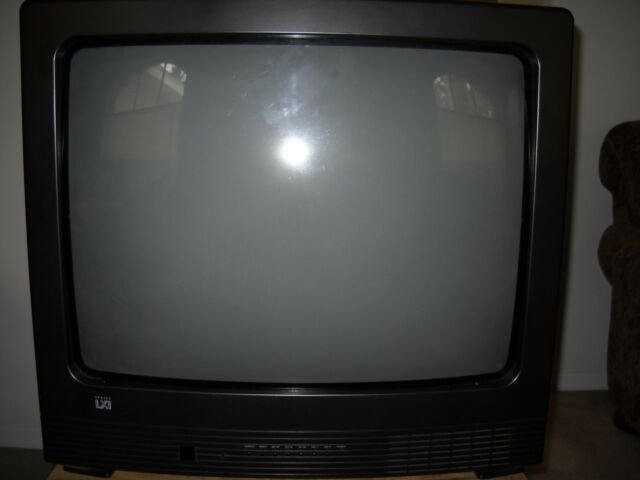 sears lxi 25 diagonally ctr color cathode ray tube tv with remote rh ebay com LXI TV Input LXI TV Input