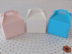 30-Single-CUPCAKE-boxes-WHITE-PINK-or-BLUE