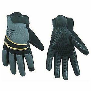 Medium #135M Black//Brown Custom LeatherCraft Boxer Glove
