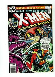 Uncanny-X-Men-99-GD-VG-3-0-Wolverine-Storm-Cyclops-Nightcrawler-Sentinels