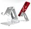 thumbnail 9 - Adjustable Phone Stand Holder Aluminum Cell Phone Desk Mount Cradle Universal