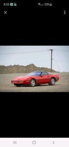 1990 Chevrolet Corvette ZR-1