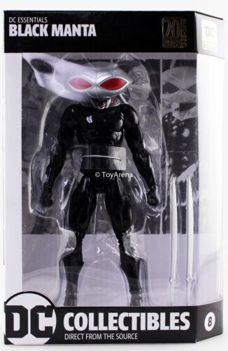 """DC Collectibles DC Comics Essentials Black Manta Action Figure 6/"""" USA Seller"""