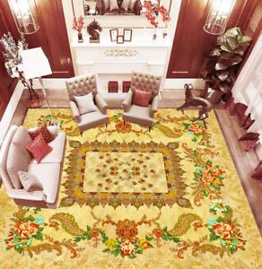 3D Muster 52 Fototapeten Wandbild Fototapete Tapete Familie DE Lemon