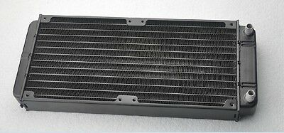 240mm Aluminum computer radiator water cooling cooler PC for CPU heatsink