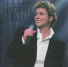 Michael Ball - The Very Best Of ... In Concert At The Royal Albert Hall. MINT CD