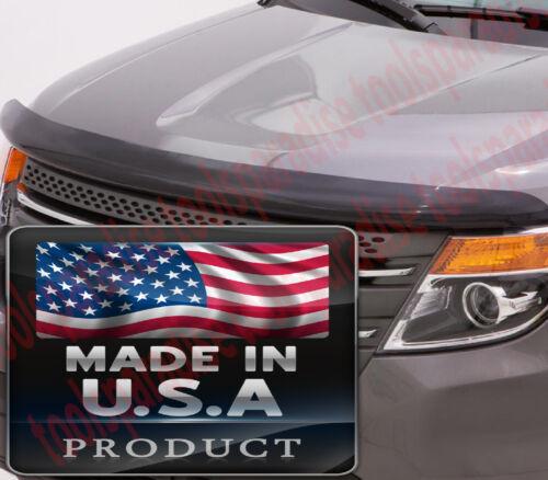 Bug Deflector Hood Shield Protector 2019-2011 Toyota Sienna Stone Guard