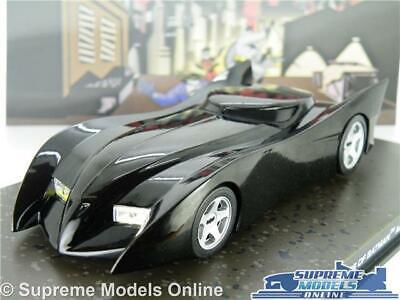 Batman Batmobile Auto Modello 1:43 Taglia Eaglemoss Ixo Cimeli Automobilistici Serie Animate T-mostra Il Titolo Originale Il Consumo Regolare Di Tè Migliora La Salute
