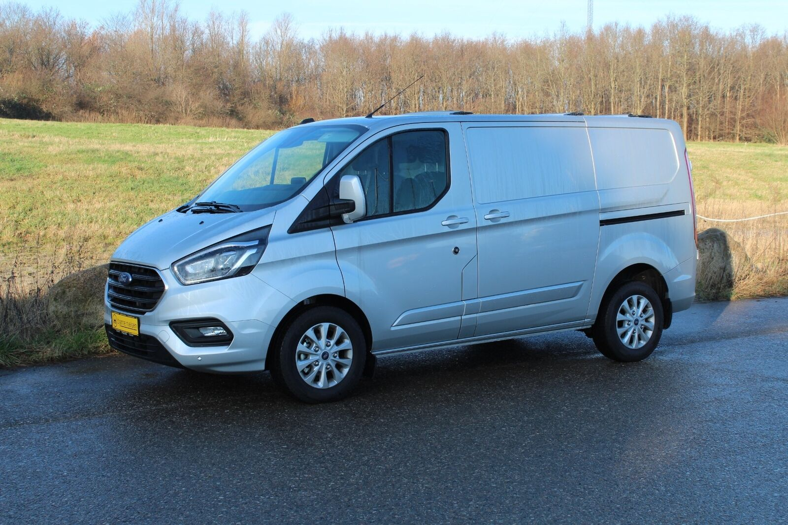 Ford Transit Custom 280S 2,0 TDCi 170 Limited aut.