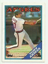 1988 Topps Tony Armas California Angels #761