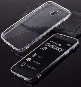Samsung-Galaxy-J3-2017-Duos-Silicone-Case-Transparent-Case-Bumper-Silicone-Case