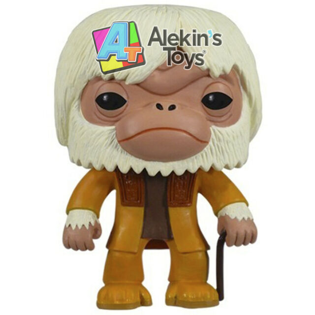 Zaius Vaulted Vinyl Fast Post for sale online Funko Pop Movies Planet of The Apes #27 Dr