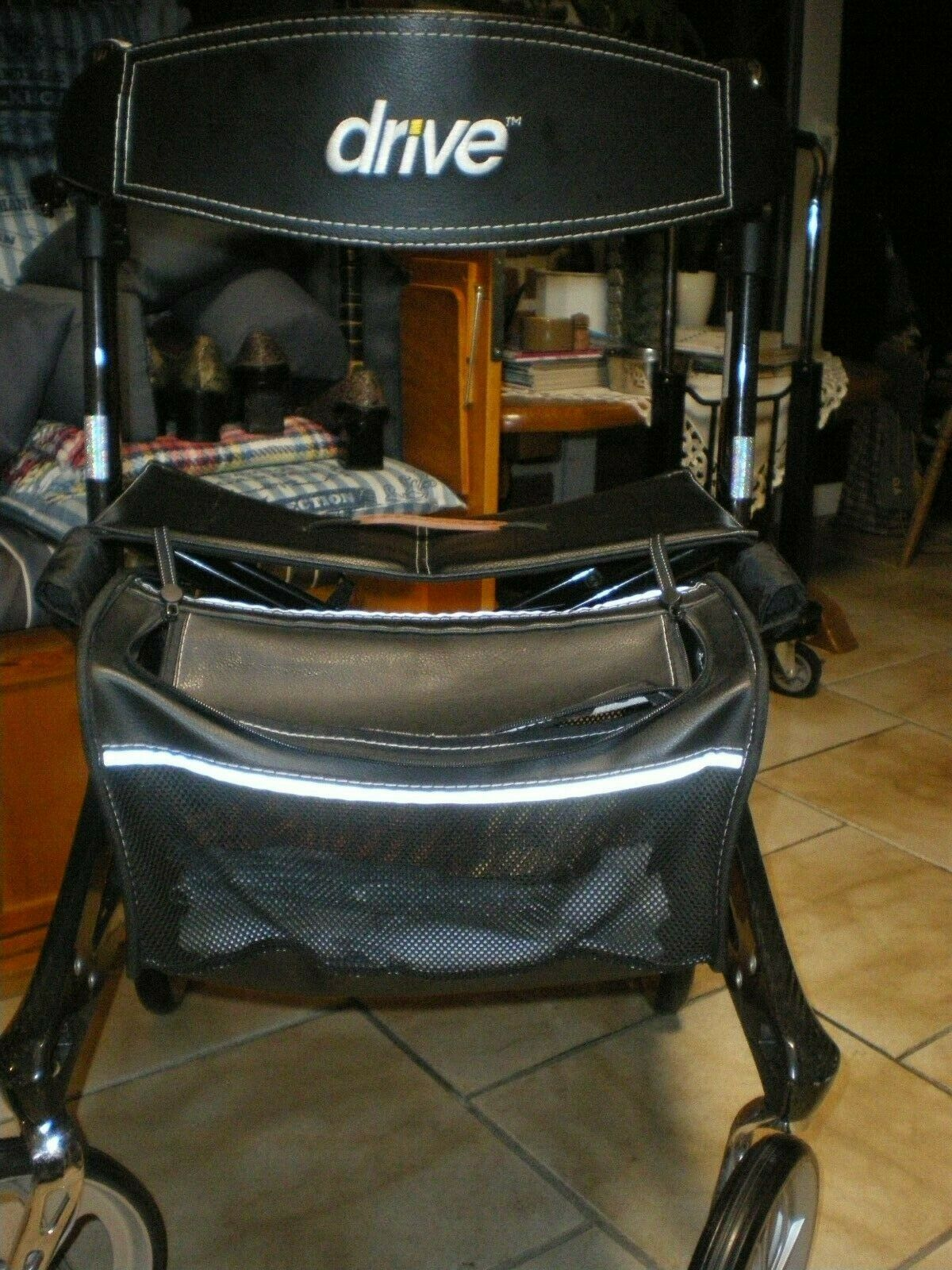s l1600 - Rollator Nitro Carbon