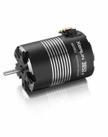 Hobbywing - Xecorrere SCT 3652 SD G2 Sensorosso Brushless Motor  (4300kv)  negozio fa acquisti e vendite