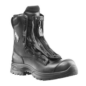 Haix-Emergency-Services-Fire-Brigade-Protection-Boots-Airpower-XR1-Goretex
