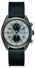 Swiss Military Men's SM34302AEU/H04S Quartz Watch with Grey Dial Analogue Dis...