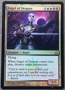 Ange-du-desespoir-VO-PREMIUM-FOIL-Angel-of-Despair-Magic-mtg