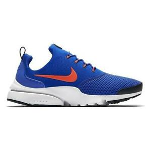 new product a7189 5bcdc Image is loading Mens-NIKE-PRESTO-FLY-Blue-Running-Trainers-908019-