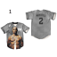 rap-town-Colors-Baseball-Jersey-Thuglife-hip-hop-crooks-dye-Sub-Free-Shipping-FT miniature 5