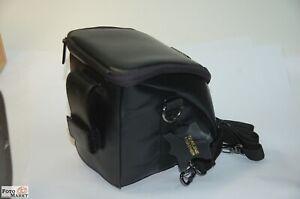 Kameratasche-Leder-Tasche-Bag-Spiegelreflex-klein-z-B-fur-Canon-G12-Lumix-GF7