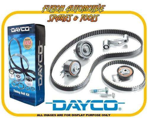 Dayco Timing Belt Kit for Toyota Hilux KUN26R 1KD-FTV 3.0L 4cyl DOHC KTBA221