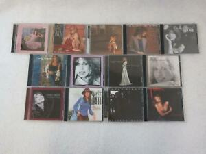 Lot-of-13-CARLY-SIMON-CDs