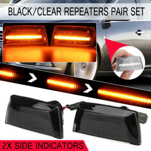 Dynamic LED Side Repeater Indicator Light For Vauxhall ...