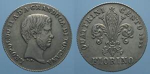 FIRENZE-FIORINO-1856-LEOPOLDO-II-mBB