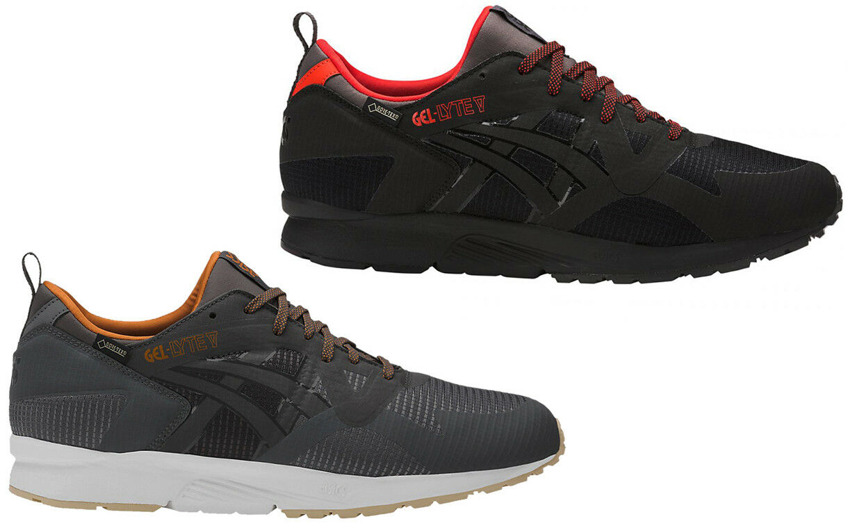 Gel Tex Impermeable Lyte Zapatos V Caballero Gris Trainers Gore Ns 76IbyvmYfg