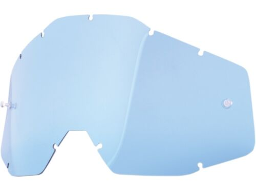 100/% Replacement Blue Lens for Racecraft Accuri Strata 51001-002-02