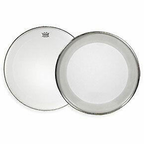 Remo 30  Ultra Weiß PowerMax Bass Drumhead