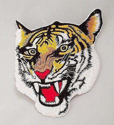 "Kenpo Tiger Martial Arts Patch 3.5/"" P1224"