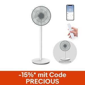 Dream Maker Smart Body Feeling Stehen Bodenventilator Table Fan Recharge App 24W