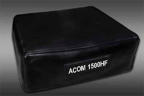Linear ampliefiers,Acom,Ameritron dust cover ham radio transceiver artificial