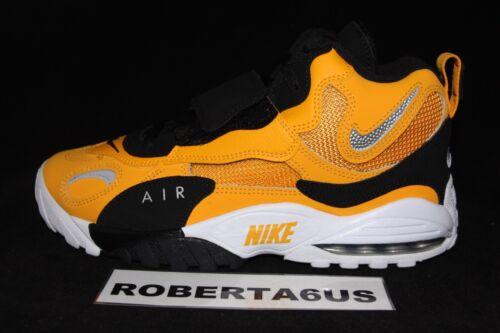 Nike Air Max Speed Turf gold White Black Training Pittsburgh Steelers BV1165-700