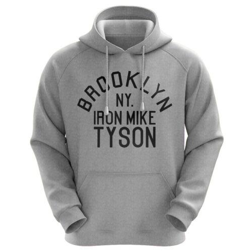 Brooklyn NY Iron Mike Tyson Fitness Gym Sport Training Hoodie Kapuzenpullover
