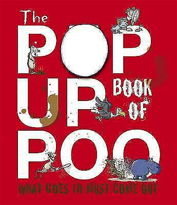 The Pop Up Book of Poo, Acceptable, , Book