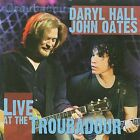 Live at the Troubadour by Daryl Hall & John Oates (CD, Nov-2008, 3 Discs, Shout! Factory)