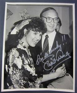 Lucie Arnaz Signed They're Playing Our Song Neil Simon Photograph COA Lucille