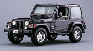 Maisto-1-18-Jeep-Wrangler-Sahara-Black-Diecast-Model-Car-Vehicle-NEW-IN-BOX
