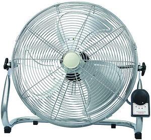 18 39 39 450mm 120w industrial commercial home floor fan ebay for 18 industrial floor fan