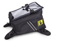 Wolfman Motorcycle Luggage - Enduro Tank Bag V17 6L Off Road M/Cross Trail