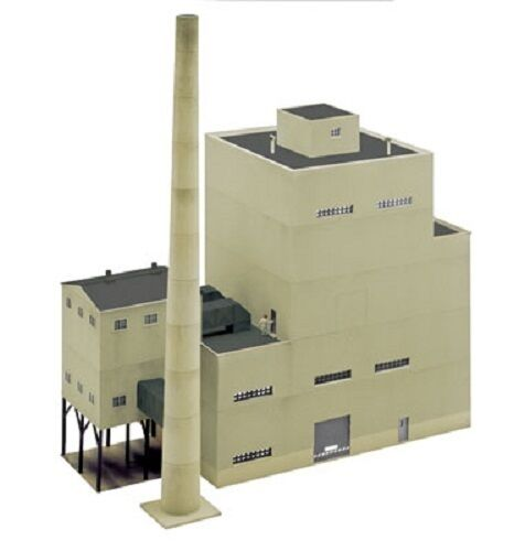 Scala H0 Kit di Costruzione Centrale Elettrica Metro energia 4052 Neu
